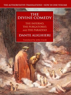 Click this cover for a(n) eBook sample of The Divine Comedy.