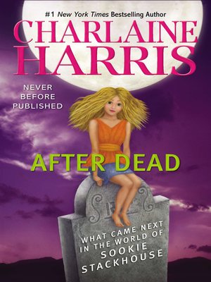 Click this cover for a(n) eBook sample of After Dead.
