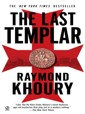 Click this cover for a(n) eBook sample of The Last Templar.
