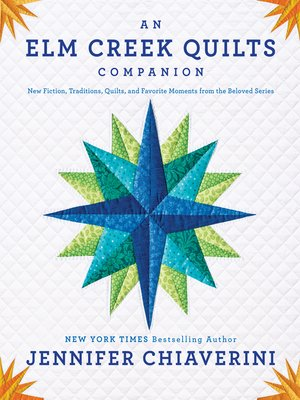 Click this cover for a(n) eBook sample of An Elm Creek Quilts Companion.
