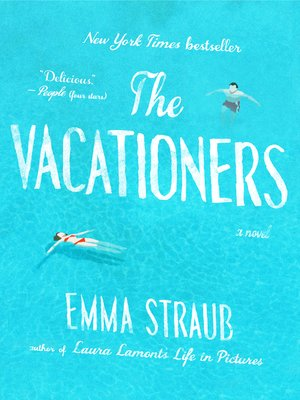 Click this cover for a(n) eBook sample of The Vacationers.