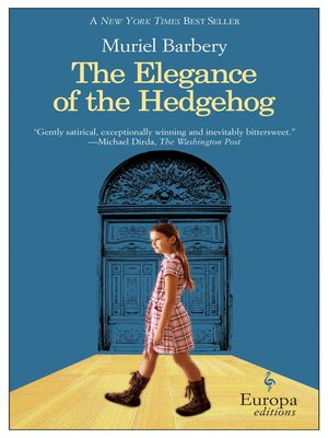 Cover of The Elegance of the Hedgehog