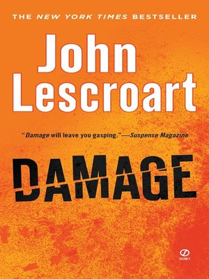 Click this cover for a(n) eBook sample of Damage.