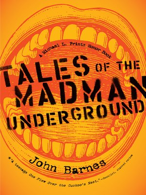 Click this cover for a(n) eBook sample of Tales of the Madman Underground.