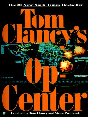 Click this cover for a(n) eBook sample of Op-Center