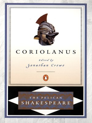 Click this cover for a(n) eBook sample of Coriolanus