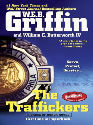 Click this cover for a(n) eBook sample of The Traffickers.