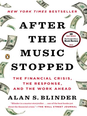 Click this cover for a(n) eBook sample of After the Music Stopped.