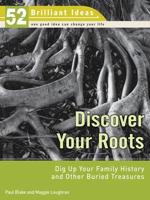 Click this cover for a(n) eBook sample of Discover Your Roots.