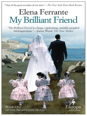 Cover of My Brilliant Friend