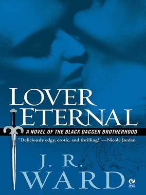 Click this cover for a(n) eBook sample of Lover Eternal.