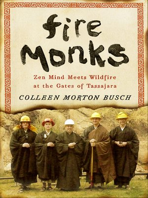 Cover of Fire Monks