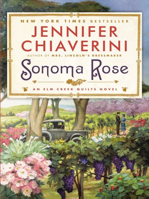 Click this cover for a(n) eBook sample of Sonoma Rose.
