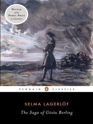 Cover of The Saga of Gosta Berling