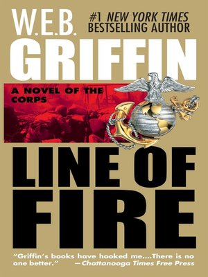 Click this cover for a(n) eBook sample of Line of Fire.