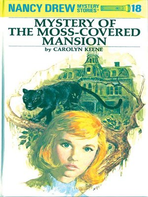 Click this cover for a(n) eBook sample of Mystery of the Moss-Covered Mansion.
