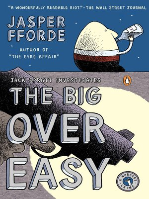 Click this cover for a(n) eBook sample of The Big Over Easy.
