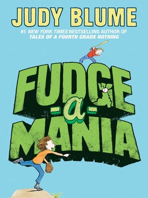 Cover of Fudge-a-Mania
