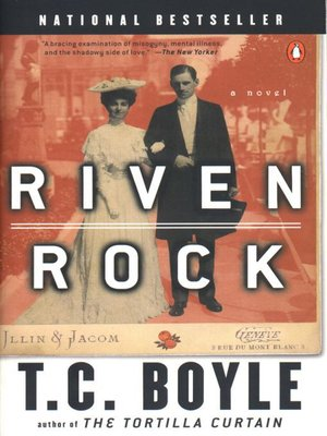 Cover of Riven Rock