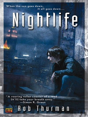 Click this cover for a(n) Audiobook sample of Nightlife.