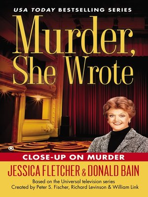 Click this cover for a(n) eBook sample of Close-Up on Murder