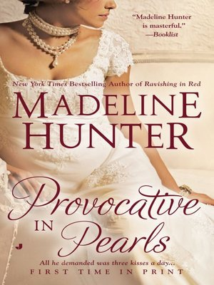 Click this cover for a(n) eBook sample of Provocative in Pearls
