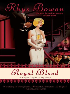 Click this cover for a(n) eBook sample of Royal Blood.