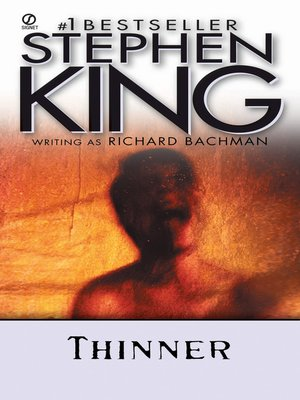 Click this cover for a(n) eBook sample of Thinner.
