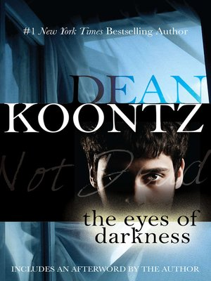 Click this cover for a(n) eBook sample of The Eyes of Darkness.