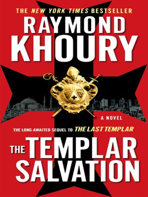 Click this cover for a(n) eBook sample of The Templar Salvation.