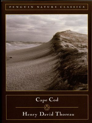 Click this cover for a(n) eBook sample of Cape Cod