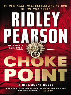 Click this cover for a(n) eBook sample of Choke Point