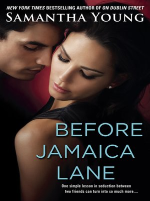 Click this cover for a(n) eBook sample of Before Jamaica Lane