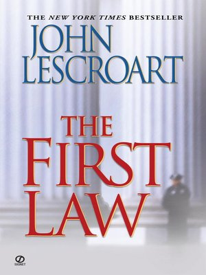Cover image for The First Law