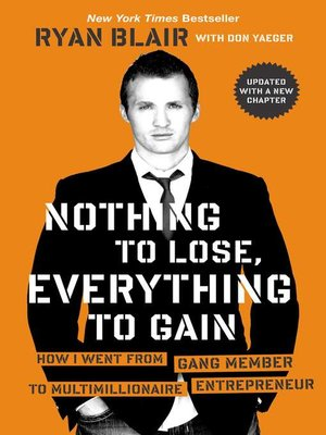 Cover of Nothing to Lose, Everything to Gain