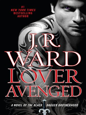 Click this cover for a(n) eBook sample of Lover Avenged.
