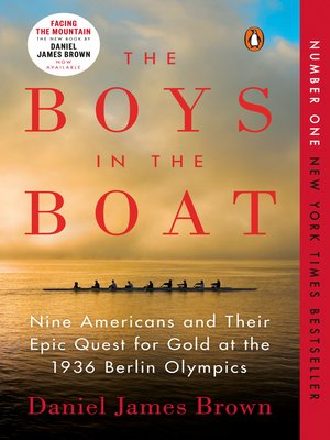 Click this cover for a(n) eBook sample of The Boys in the Boat.