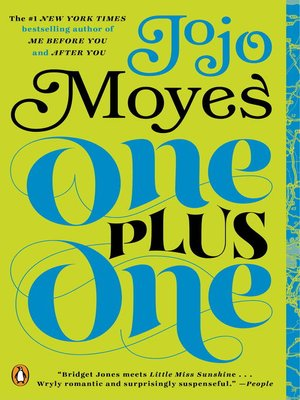 Cover of One Plus One
