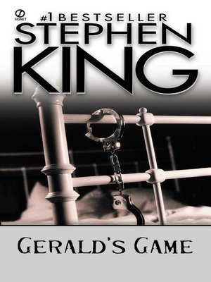 Click this cover for a(n) eBook sample of Gerald's Game.