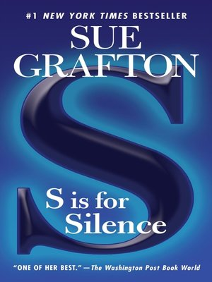 "Cover of ""S"" is for Silence"