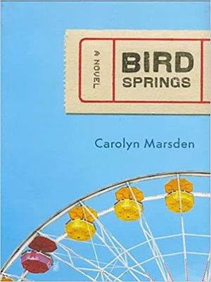 Cover of Bird Springs