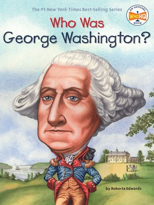 Click this cover for a(n) eBook sample of Who Was George Washington?