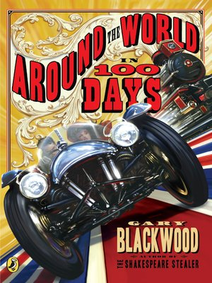 Cover of Around the World in 100 Days