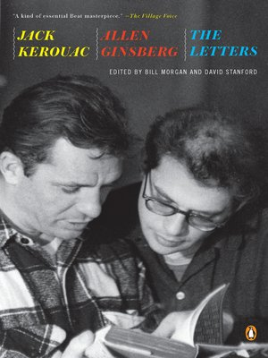 Click this cover for a(n) eBook sample of Jack Kerouac and Allen Ginsberg