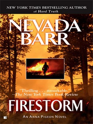 Click this cover for a(n) eBook sample of Firestorm.