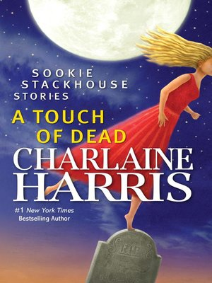 Click this cover for a(n) eBook sample of A Touch of Dead.