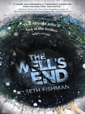 Click this cover for a(n) eBook sample of The Well's End.