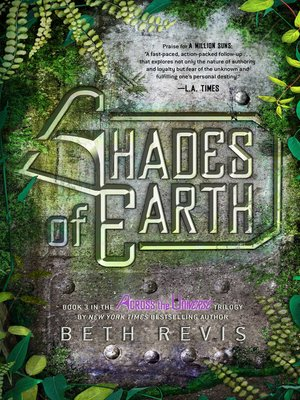 Click this cover for a(n) eBook sample of Shades of Earth