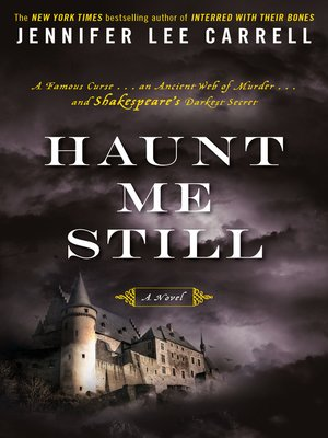 Click this cover for a(n) eBook sample of Haunt Me Still.