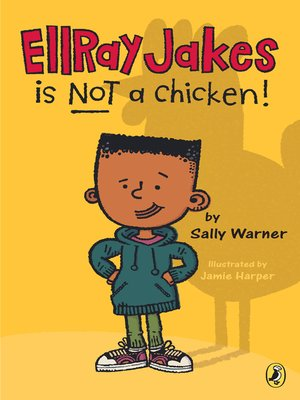 Click this cover for a(n) eBook sample of EllRay Jakes Is Not a Chicken.